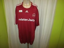 "1.FC Nürnberg Original Adidas Heim Trikot 2007/08 ""mister*lady"" Gr.XXXL Neu"