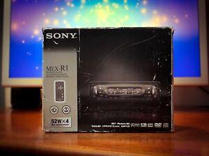 SONY MEX-R1 💥RARE & BOXED💥 Japan Car Audio DVD