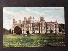Vintage Real Photo Postcard #TP1021: Burghley House, Stamford