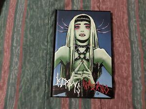 Poppy's Inferno (Graphic Novel Comic Book)