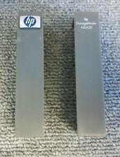 HP 359819-001 StorageWorks MSA20 Left And Right Grey Bezel Ears