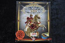 Conquest Of The New World De Luxe Edition Big Box PC Game