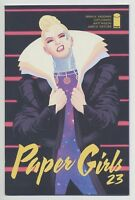 PAPER GIRLS #23 IMAGE comics NM 2018 Brian K. Vaughan Cliff Chiang JUST TWO LEFT