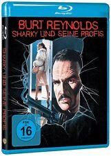 Sharky`s Machine- Burt Reynolds Rachel ward (Thornbirds) Region B/UK Blu-Ray