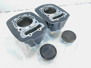 Polaris Victory Hammer, Vegas, Vision & Cross Country Cylinder Jugs & Pistons