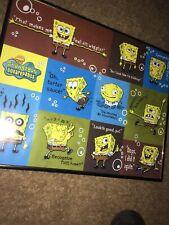 #4076 Sponge Bob character cast Poster 24X36