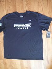 Nwt Nike Binghamton Tennis Athletic Shirt, Xxl, Lane Tennis Center, Orig. $25!