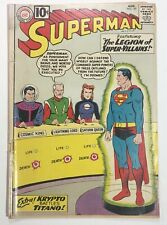 Superman 147 Superman (1961) Fair to poor condition? complete