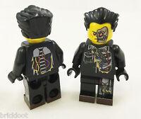 Al B. Back Custom Printed LEGO Minifigure Brick Loot LIMITED EDITION Terminator