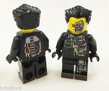 Al B. Back Custom Printed LEGO® Minifigure Brick Loot LIMITED EDITION Terminator