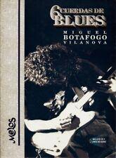 Botafogo Vilanova 6 Cuerdas De Blues Guitar Book/Cd, New, Various Book