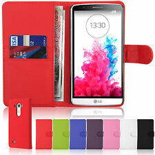 Unbranded/Generic Synthetic Leather Mobile Phone & PDA Cases & Covers for LG G3