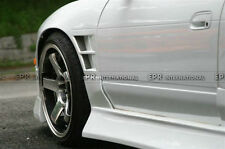 Pop FRP BN-Sports +25mm Front Fender Cover Plates Kit For 89-94 Nissan 180SX S13