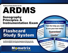 Flashcard System for the ARDMS Sonography Principles & Instrumentation Exam