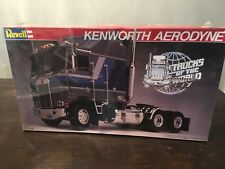 REVELL TRUCKS KENWORTH AERODYNE 1:25 MODEL KIT #7413 NEW SEALED 1982