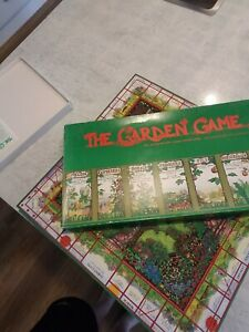 The Garden Game family boardgame second edition 1984