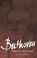 Beethoven: Violin Concerto by Robin Stowell (Paperback, 1998)