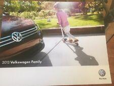 2013 Volkswagen Full Line Brochure