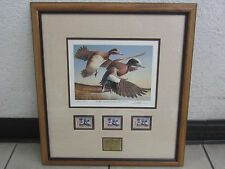 Robert Steiner 1992 New Mexico Duck Stamp Print Governors Edition Signed
