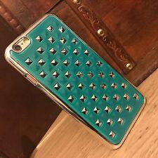 Funda Diseño Diamante Joya iPhone 6 impacto desplazamiento & Protector De Pantalla Verde