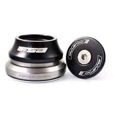 FSA IMPACT 1 1//8 CAMPY//CAMPAGNOLO INTEGRATED  HEADSET IS42//28.6|IS42//30 black