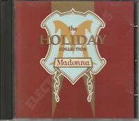 MADONNA THE HOLIDAY COLLECTION CD EP COMPILATION 1991 SIRE W0037CD