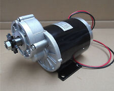 450W Electric Motor 24v Bike, Scooter 24 volt Gear Unite MY1020Z