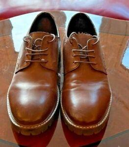 Men's IKON Shoes Brogues Leather UK Size 8 EU 42 US 9 AU 8  NO BOX
