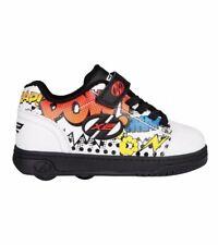 Heelys Dual Up X2 Kids Shoes Boys Girls Roller Skate Wheelie Trainers 770947