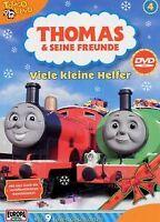 Thomas und seine Freunde (Folge 04) - Viele kleine Helfer...   DVD   Zustand gut