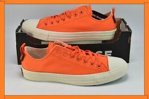 Converse Chuck Taylor All Star Ox 161435F Sneakers Mandarian Men 8 / Women 10
