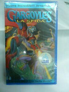 GARGOYLES LA SFIDA  VHS DISNEY