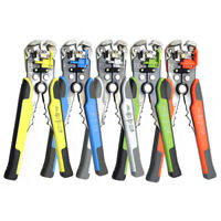 Multifunctional Wire Stripper Cutter Crimping Tool Cable Terminal Crimper Pliers