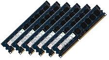 6x 4gb 24gb ddr3 1333 MHz ECC memoria RAM Apple Mac Pro 4,1 2,26 GHz 2,93 GHz