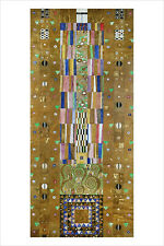 Klimt - The Knight abstract fine art giclee print wall art various sizes