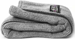 Muc-Off Luxury Microfibre Cleaning and Polishing Cloth for Bikes and Motorcyles