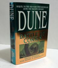 Dune: Battle of Corrin by Brian Herbert and Kevin J. Anderson 2004 HC/DJ 1st Ed.