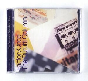 Durutti Column - The Guitar and Other Machines - Factory Once CD - 828 828-2