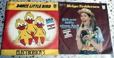 ELECTRONICA`S - Dance little Bird + HELGA FEDDERSEN - Gib mir bitte einen Kuß
