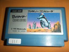 Mach Rider Nintendo Family computer software Fc Famicom Nes