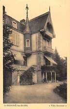 France St Honore les Bains Villa Suzanne