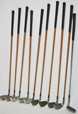 Yonex A.D.X. 100i Graphite Shaft Irons 3-SW Iron + Mizuno AXIS 18 Putter [P2495]