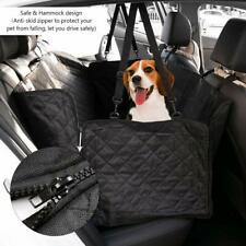 New listing Waterproof Car Pet Dog Seat Cover Hammock Suv Back Protector Quilted Mat Nonslip