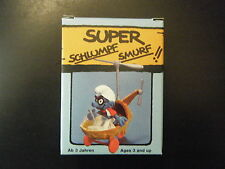 4.0233 SUPER SMURF – HELICOPTER - NEW IN GERMAN BOX
