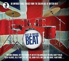 Best Of British Beat - 60 Unforgettable Tracks (3CD) NEW/SEALED