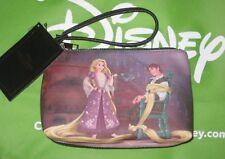Disney Store Designer Collection Tangled Rapunzel and Flynn Wristlet. Brand New.