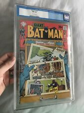 BATMAN #218 CGC 9.4 NM ~ OW PAGES ~ Old Label ~ Upgrade Candidate ~ 1970