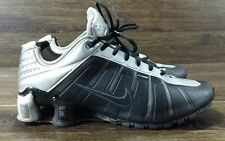 Nike Shox O Leven Black Grey Mens Size 9 429869-102 Running Shoe c3658c12c