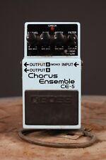 Boss CE-5 Chorus Ensemble Guitar Effects Pedal *RARE Analog Version*
