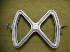 #Ii. Old Dunlop Aluminium Squash Racquet Press